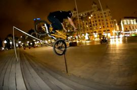 THEY'RE WATCHING – Alicante Trip | Ride UK BMX