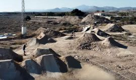 2021 BMX Training Camp // Riding bikes in Spain by Jay Schippers