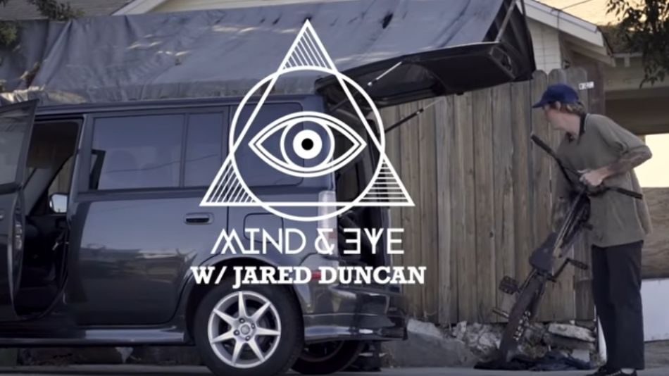 MIND & EYE w/ Jared Duncan by Sunday Bikes