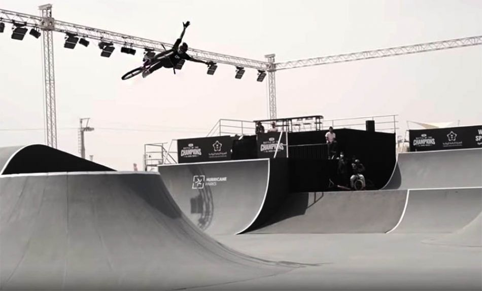 FISE: Battle of the Champions - First Impressions by Vital BMX