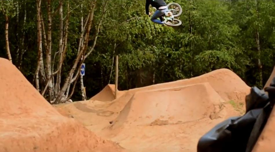 Mike Simmons @ SANDHILLS by Ride UK BMX