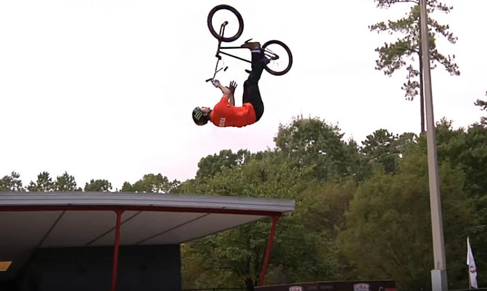 INSANE BMX CONTEST **Cary C1** FINALS by Ryan Guettler