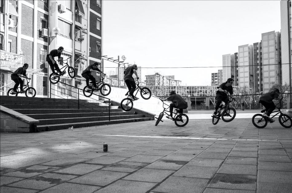 Federal Bikes - FTS - Anthony Perrin