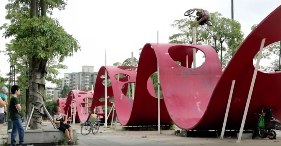 Make It Happen BMX Video - Full length by Greg Illingworth