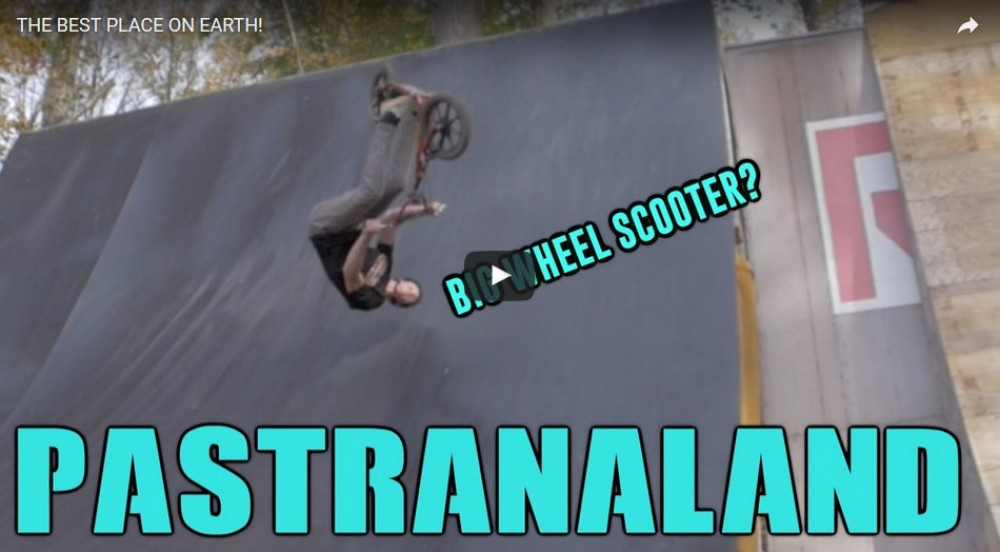 Pastrana's house: THE BEST PLACE ON EARTH! by Scotty Cranmer