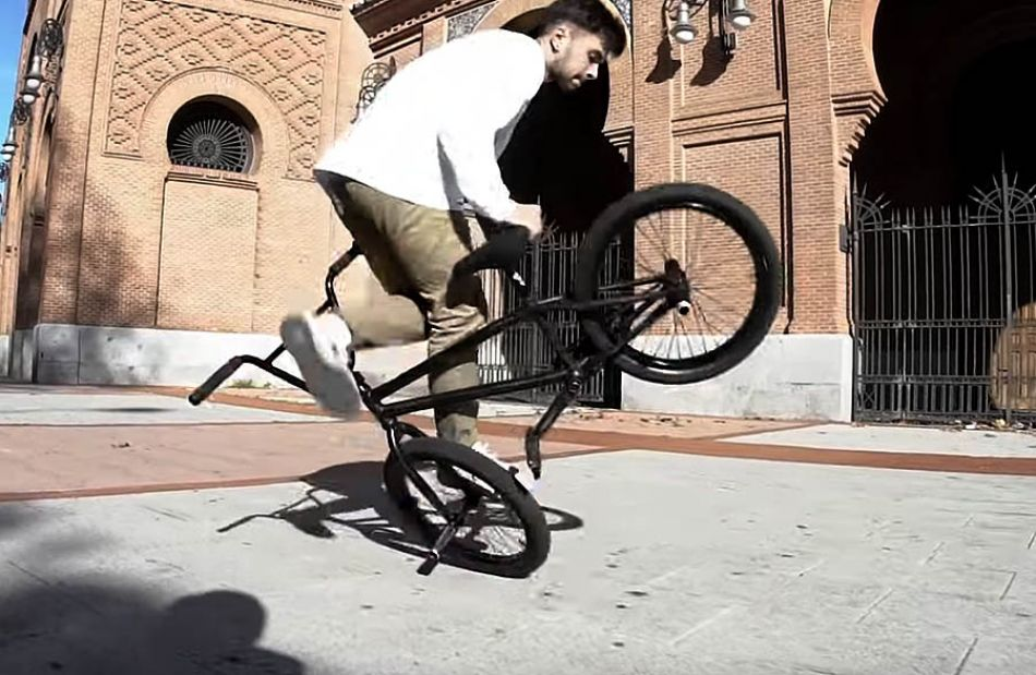 Spanish Flatland Talent - Varo Hernandez