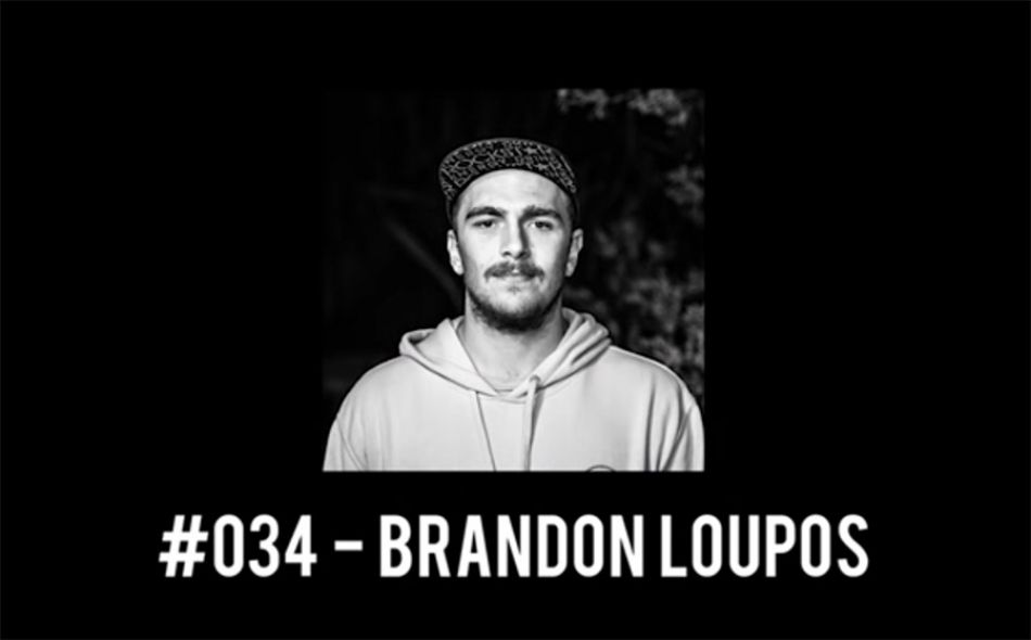 #034 - Brandon Loupos / The Rollback: a BMX Podcast