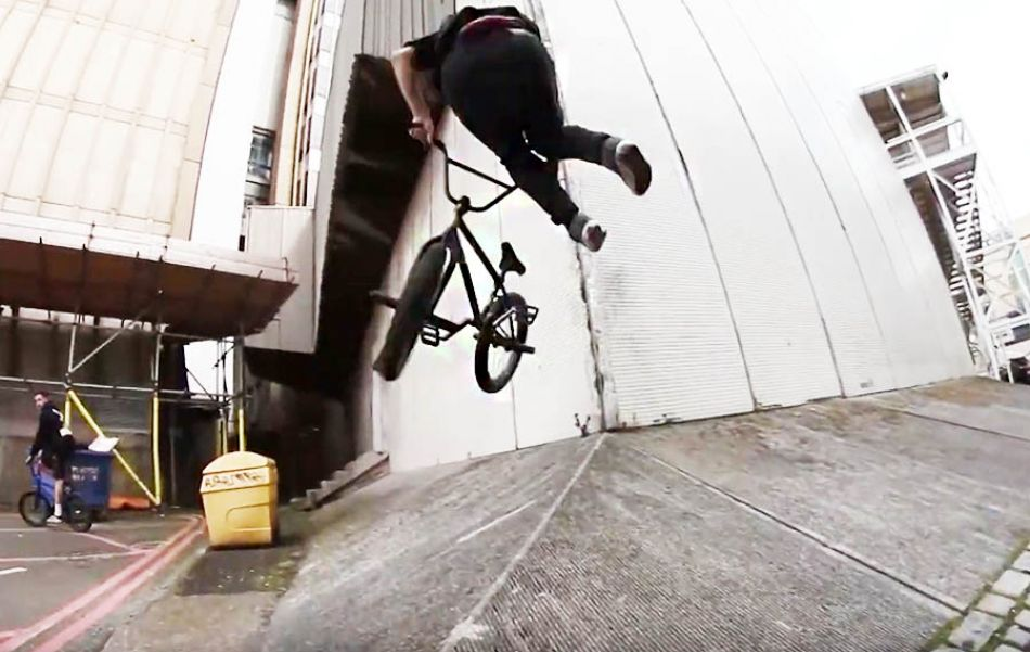 CAM MORTON – Dub Highlife Part | Ride UK BMX