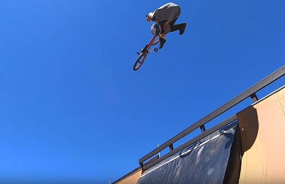 Riding the S.S. Post Office by Free Agent BMX