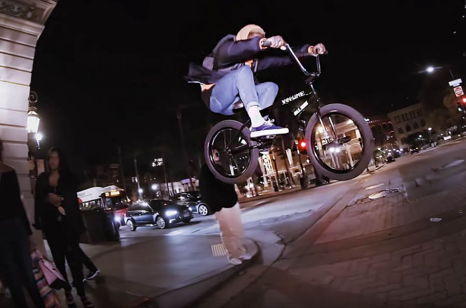 NIGHT HOPS - DEMARCUS PAUL by Our BMX