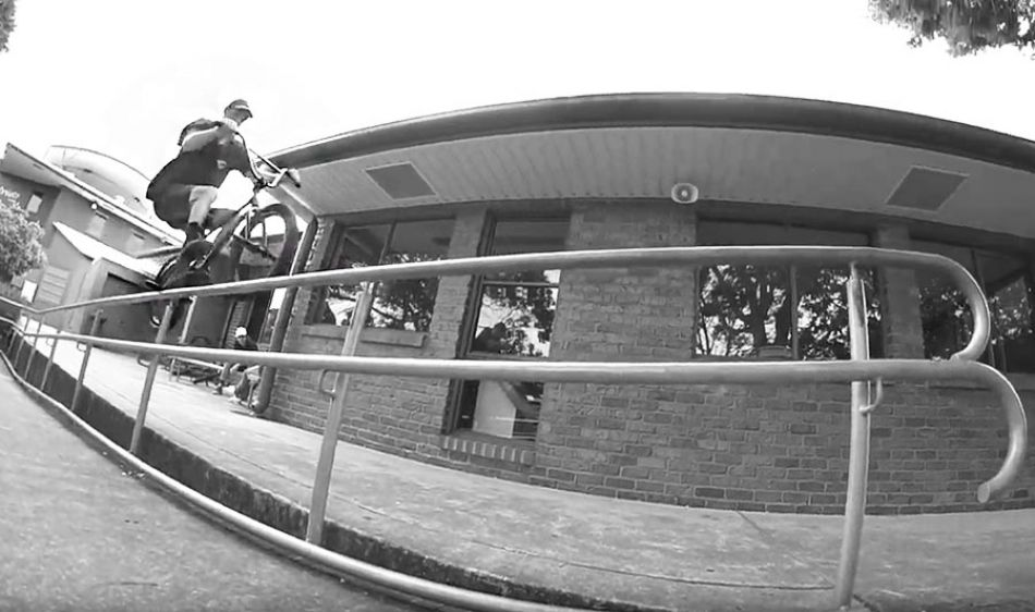 BMX in BRISBANE! Brock Olive, Denby Chandler and Jake Norris by LUXBMX