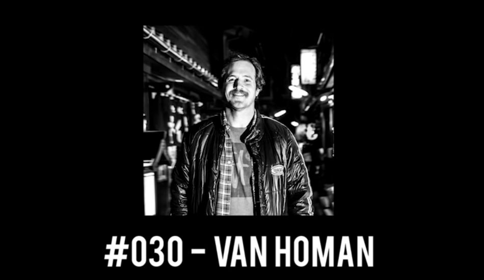#030 - Van Homan / The Rollback: a BMX Podcast by The Rollback: a BMX Podcast