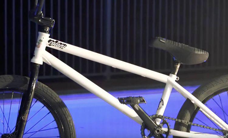 Paterico Fallico Bike Check - Colony BMX