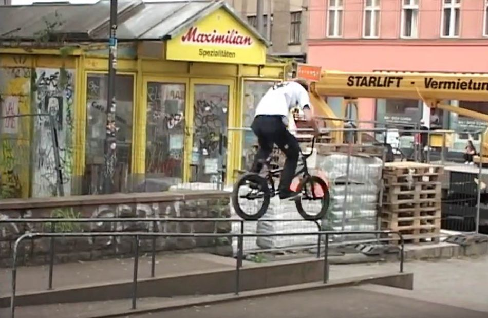 Over And Out! – Berlin BMX Street Mixtape by freedombmx