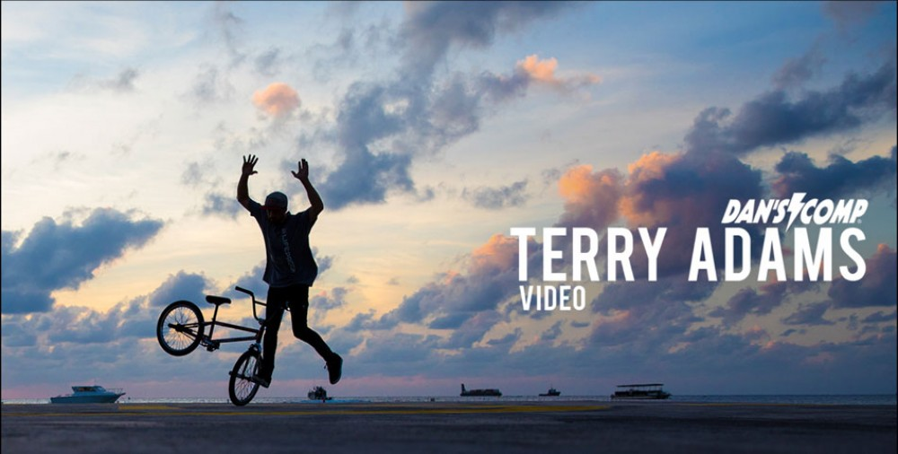 Dan's Comp: Terry Adams Video