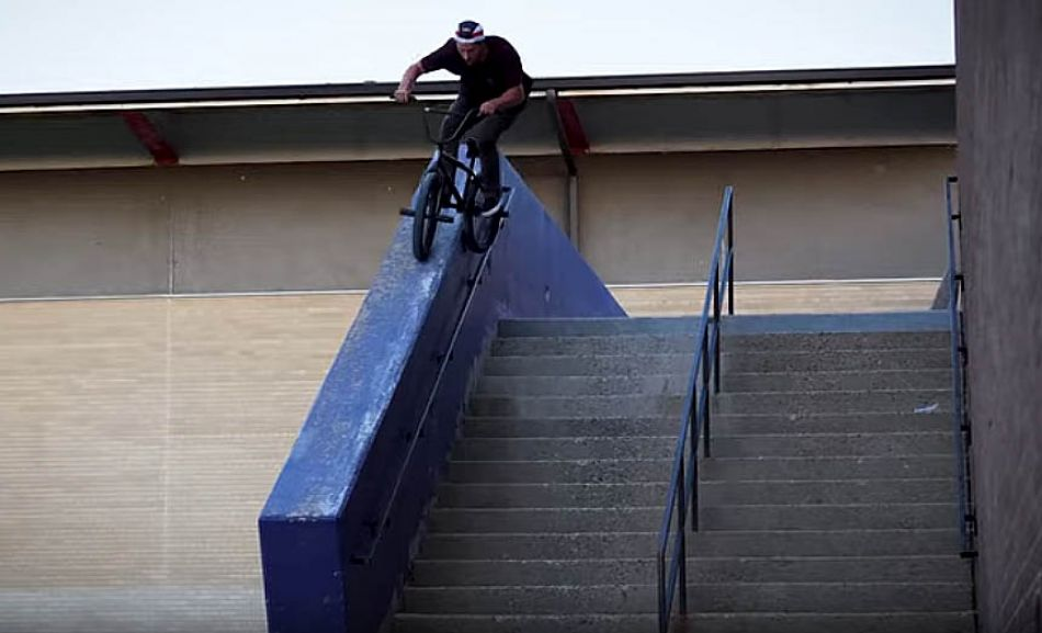 TAKE FIVE - GARRETT REYNOLDS - CINEMA BMX by Cinema BMX