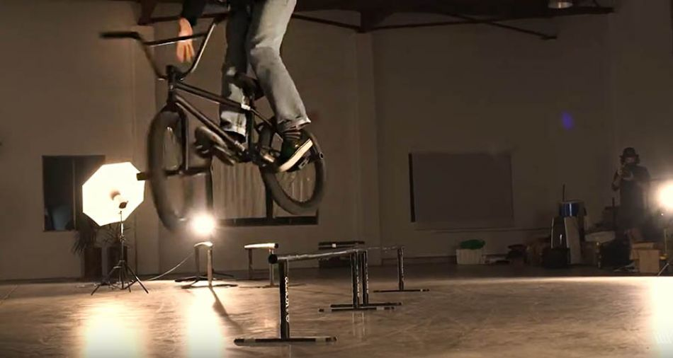 WHERE THE F*%K IS LUX? New LUXBMX warehouse gets ridden before we move in!