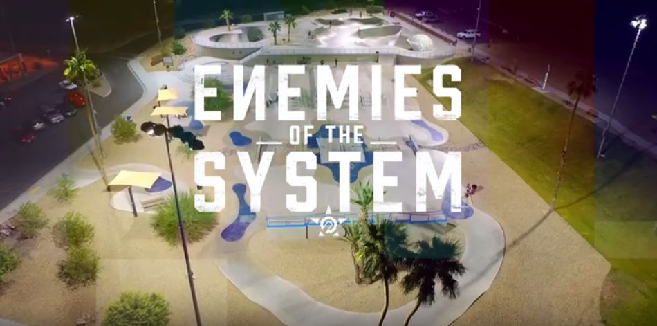 Enemies Of The System by Unit
