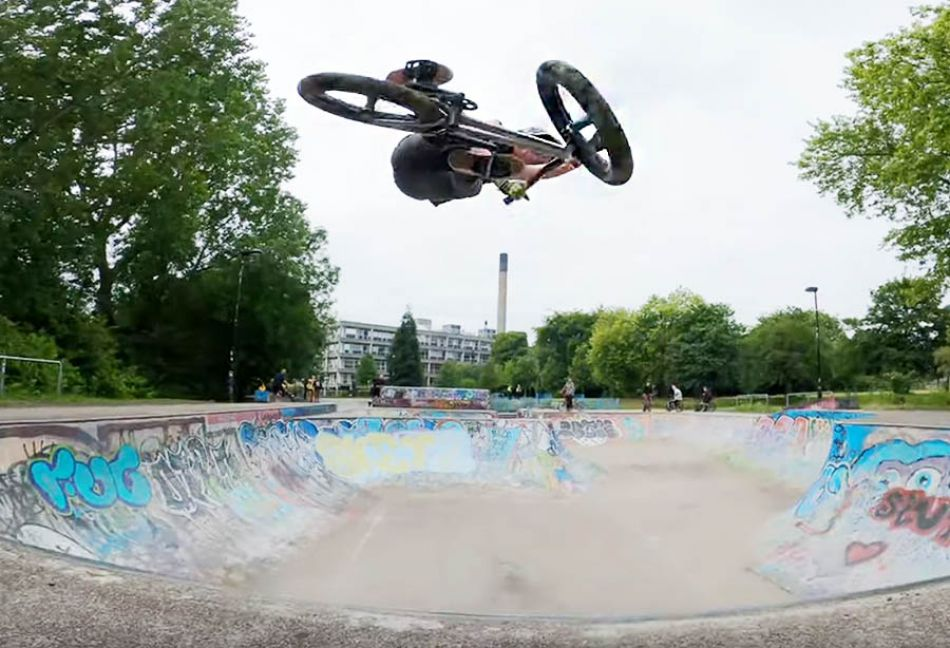 8 YEAR OLD BMX RIDER - Billy Neil Mcviacr by British Bmx Rider