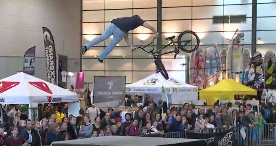 Restefest: Alliance BMX Jam @ Passion Sports Convention 2017 | freedombmx