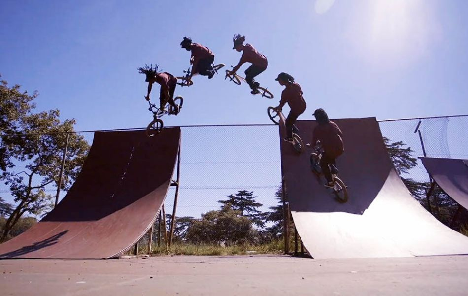 DICKIES - BMX by Ryan Norwood-Young | Editor