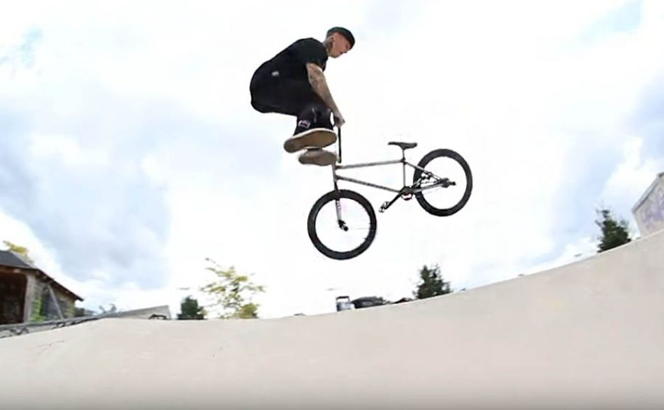 Felix Prangenberg – Raw One Hunna by freedombmx