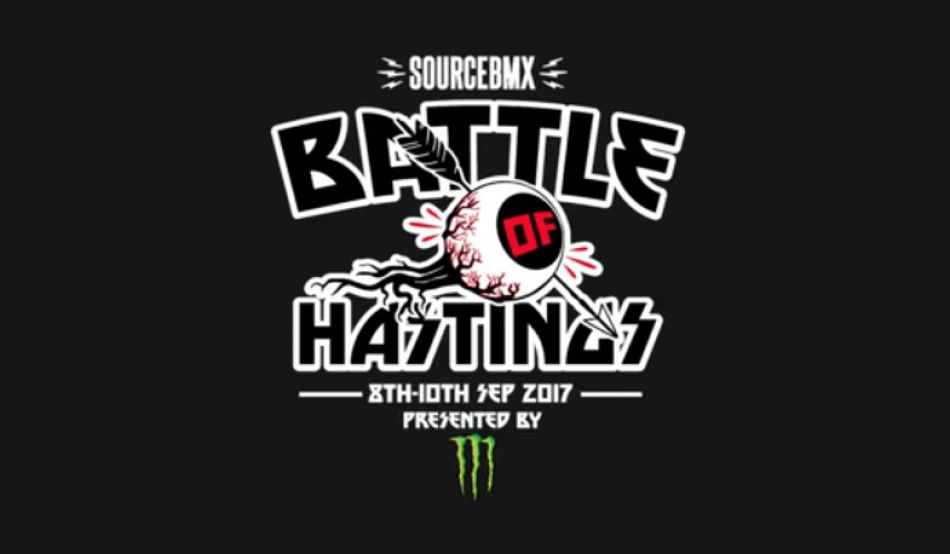 Battle of Hastings 2017 Rider Line Up
