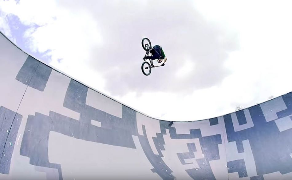 "FULL BMX DVD - ""TAKE A TICKET"" - COLONY BMX"