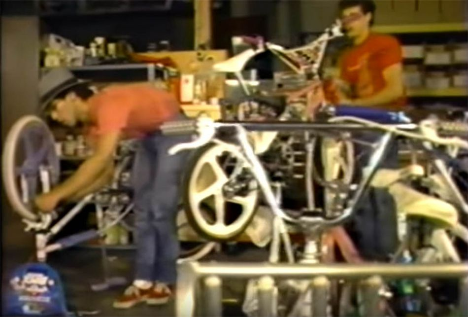 (1985) Rippin - BMX Action Trick Team by OldSchoolBMXTV