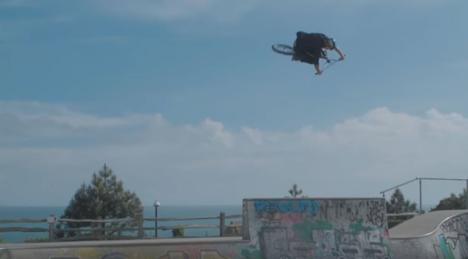 DYLAN LEWIS - An English Vacation by Ride UK BMX