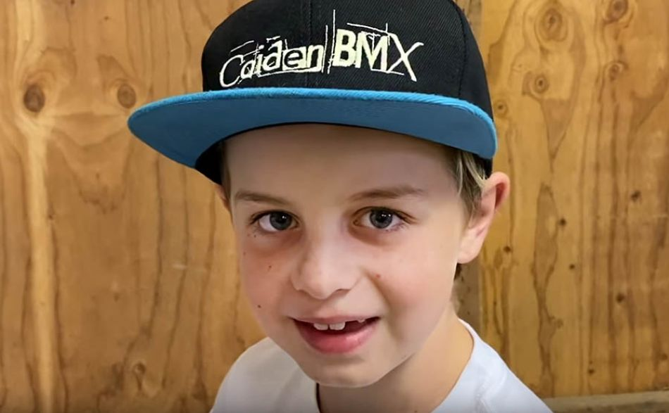 FATBMX KIDS: I landed My First DOUBLE BACKFLIP! 9 Yrs Old! by Bmx Caiden