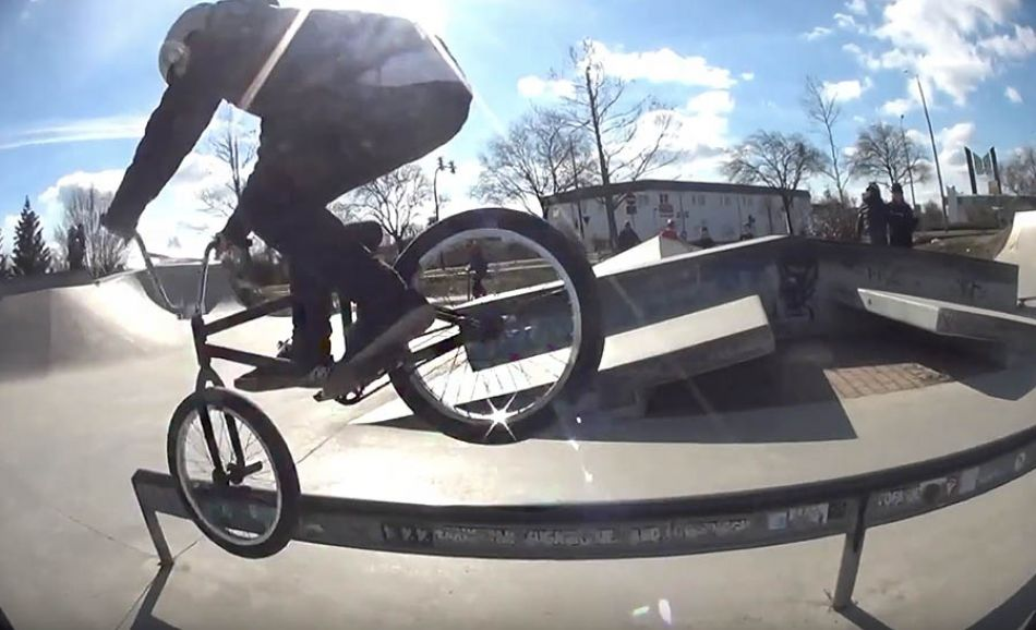 BMX Session @ Markkleeberg Skatepark – Five Dudes, One Day by freedombmx