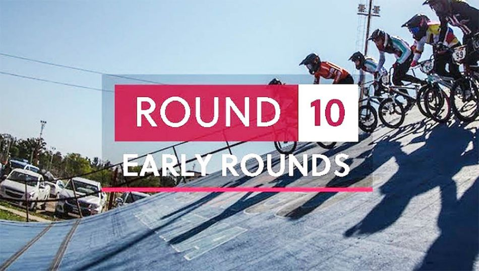2019 - SDE, Argentina LIVE - RD10 - Early Rounds by bmxlivetv