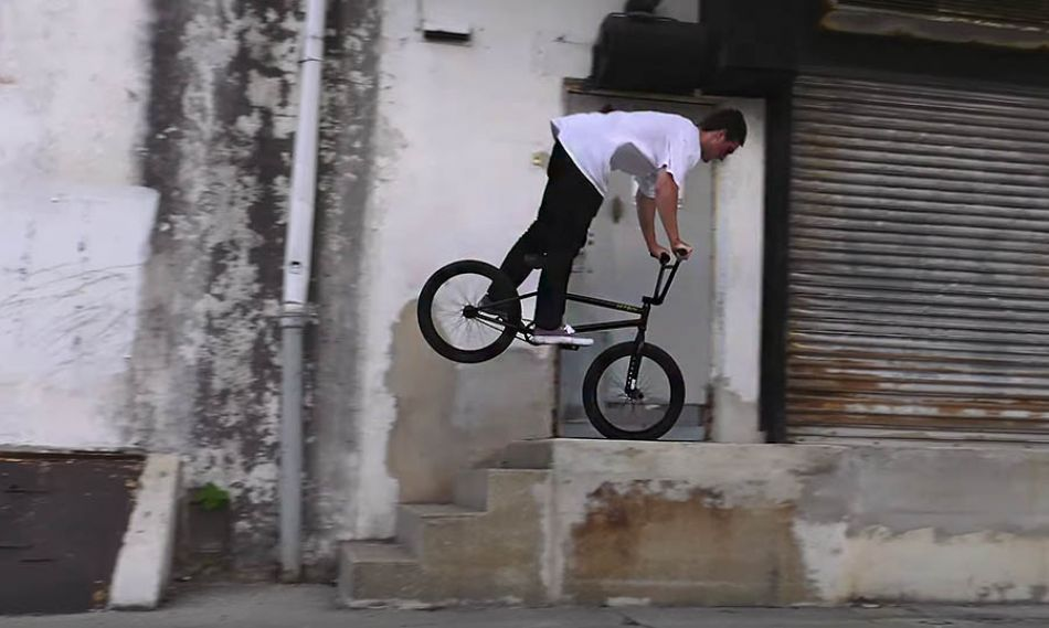 Best Of Travis Hughes - Kink BMX Cold Cuts Ep. 8