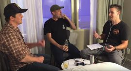 Stew Johnson podcast interview by Palaver BMX