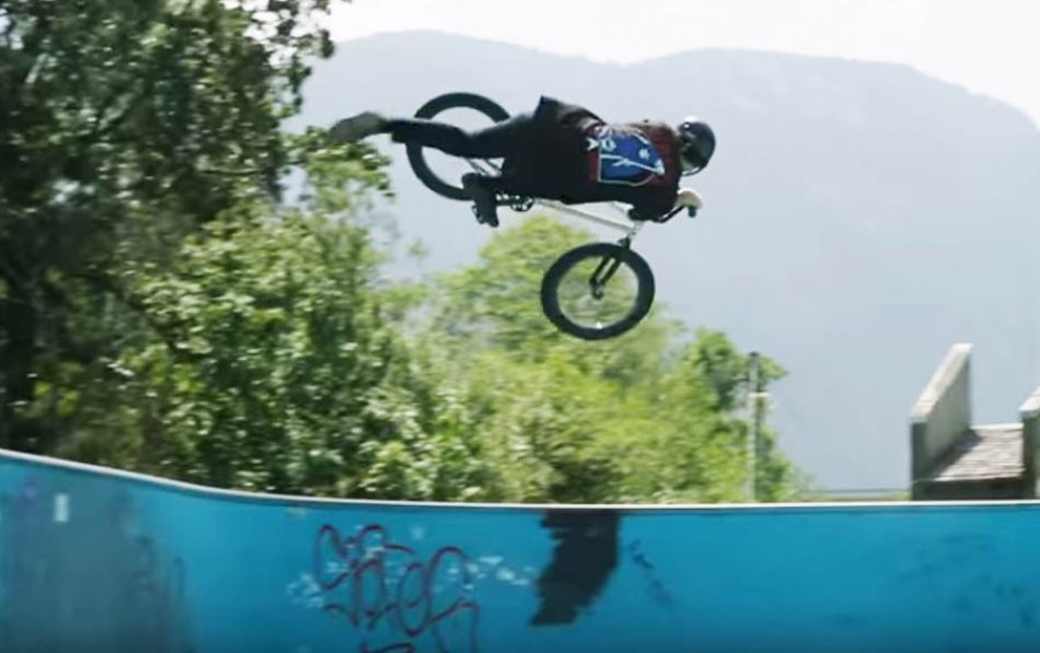 100 Seconds of Big Air BMX | RAW 100 w/ Corey Walsh by Red Bull Bike