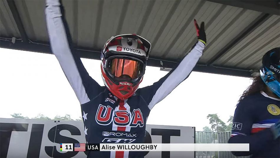 Elite Women Final | 2019 UCI BMX World Championships