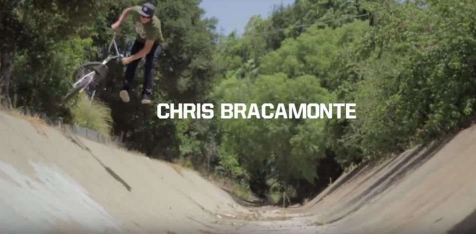 Chris Bracamonte - Lost Footage - Colony BMX