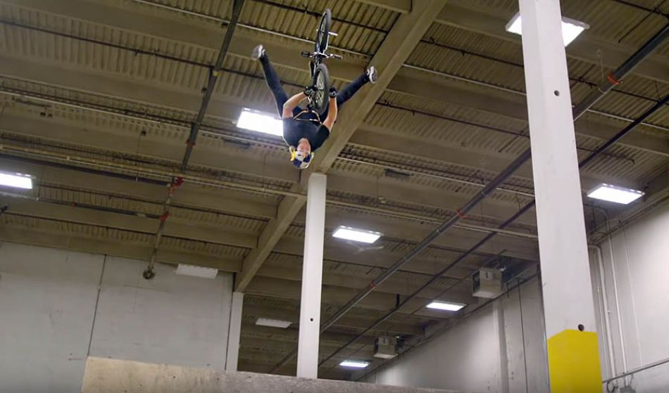 Drew Bezanson Takes BMX Park to the Next Level | In The Moment by Red Bull Bike