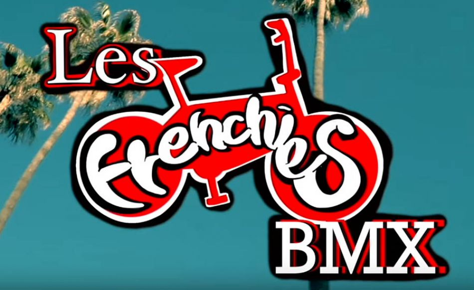 IN & OUT GAME OF BIKE by Les Frenchies BMX