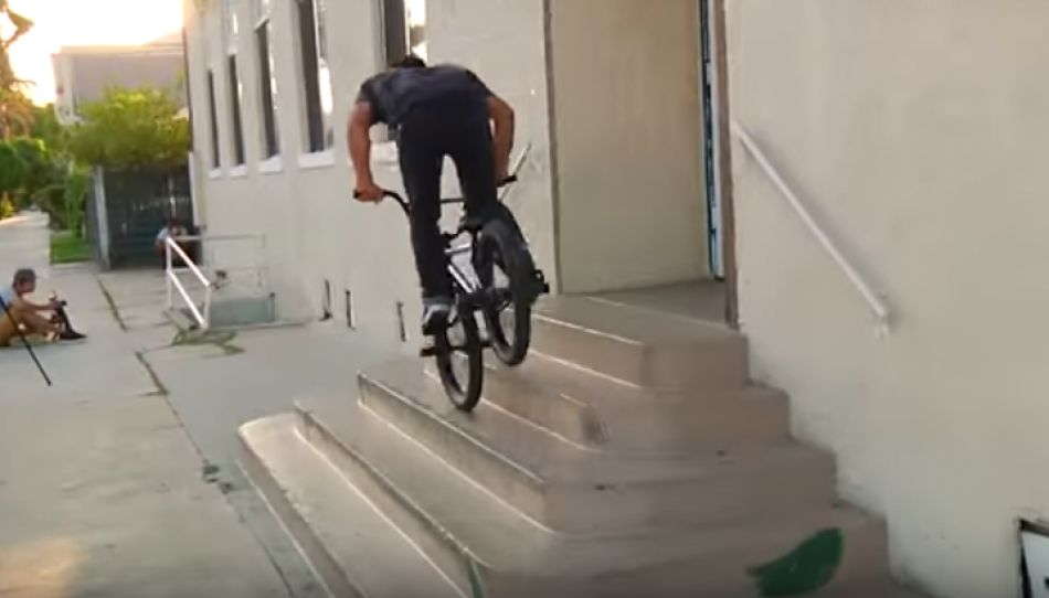 "Tony Hamlin Best Of ""Squash It"" - Ep. 7 Kink BMX Saturday Selects"