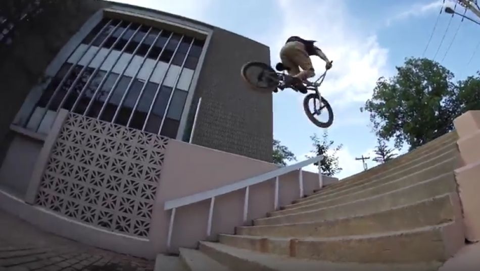 MERRITT BMX: THE BOYS ARE BACK IN TOWN! PART 1