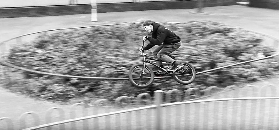 F*ck the Uber Driver | London BMX by Tom Edge