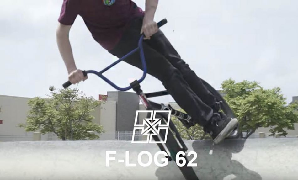 F-LOG 62 - SOMETHING LITE