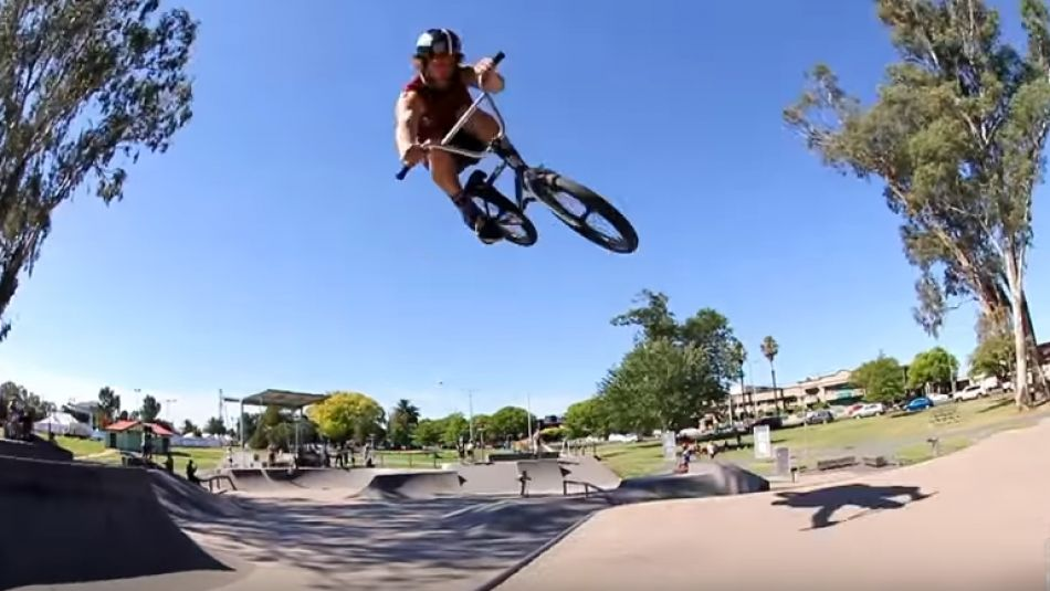 SKATEPARK SESSION WITH NITRO CIRCUS! by Ryan Williams