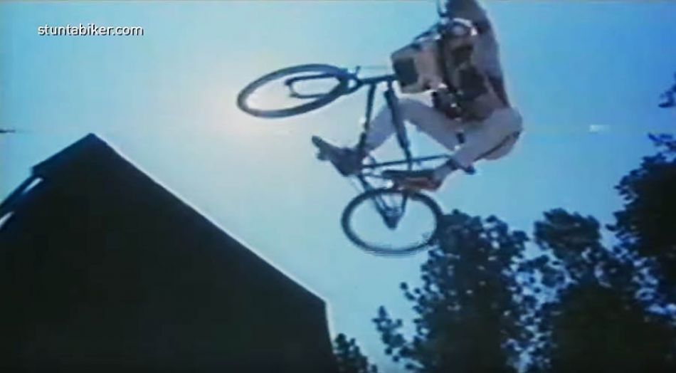 BMX The Video | The Famous Airport Sequence | 1983 by The Stuntabiker