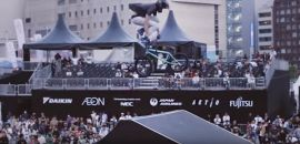 INSANE BEST TRICK JAM - FISE HIROSHIMA 2019 by Our BMX
