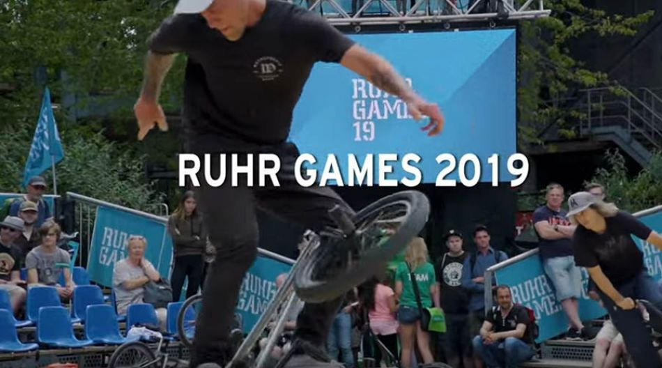 Ruhr Games 2019: BMX Flatland Highlights