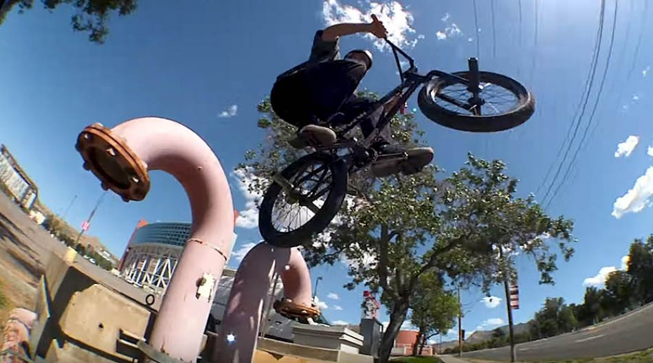 "BRADY TWEEDY & JUSTIN SPRIET ""HEADLIGHTS"" PART"