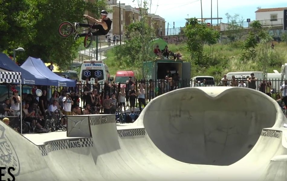 d48ea7b38f Final Highlights - Vans BMX Pro Cup  Malaga by Vital BMX. Videos